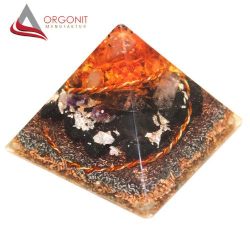 Feuerzauber-Orgonit-Orgon-Orgonpyramiden-Orgonitpyramiden